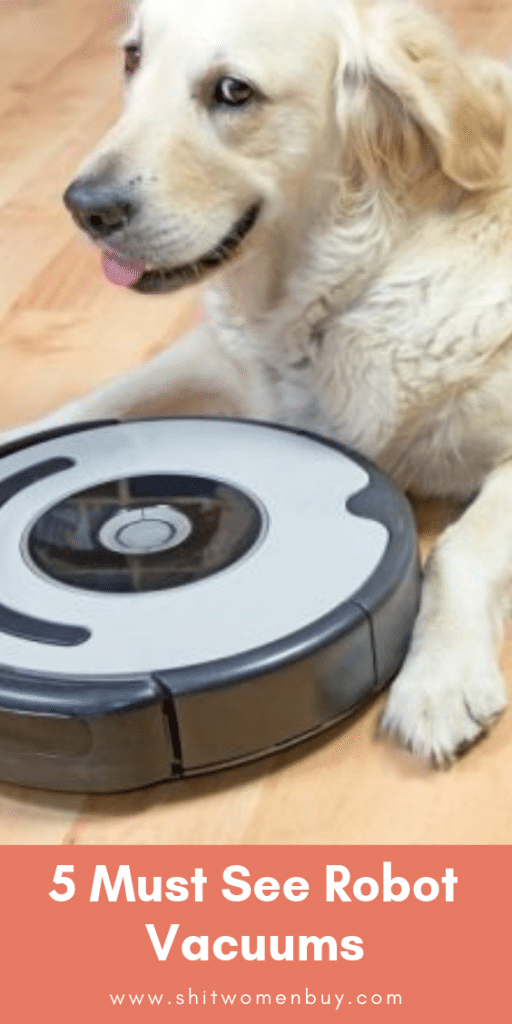 Dog with Robot Vacuums
